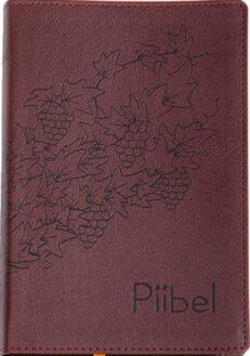 Piibel 2018 pehmed kaaned veinipunane