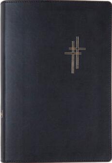 Piibel 2019 pehmed kaaned must