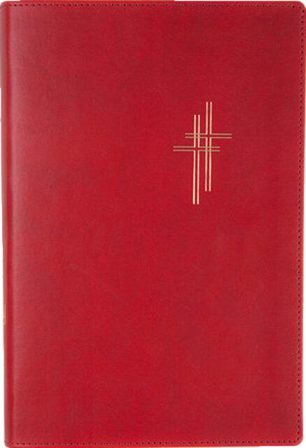 Piibel 2019 pehmed kaaned punane