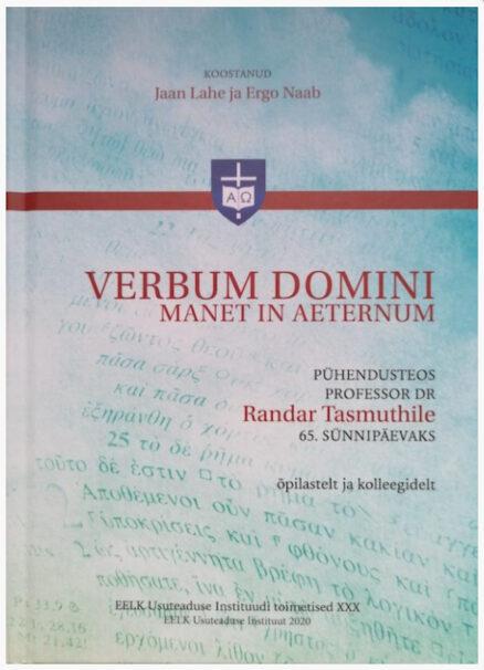 Verbum Domini Manet n Aeternum EELKUI