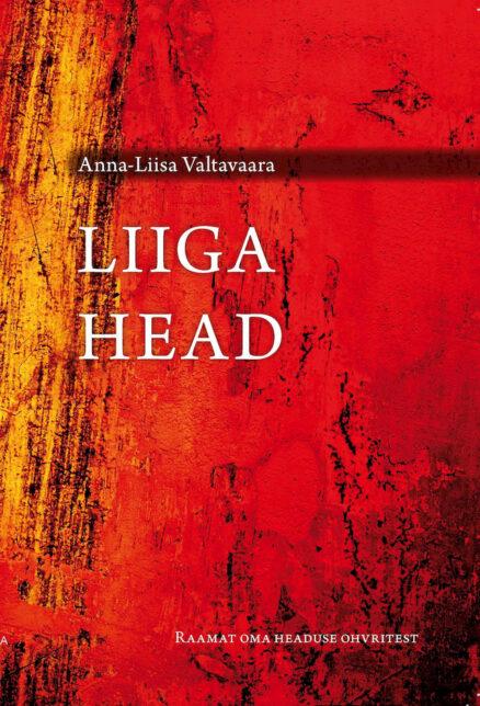 Liiga head - Anna Liisa Valtavaara
