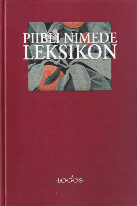 Piibli-nimede-leksikon