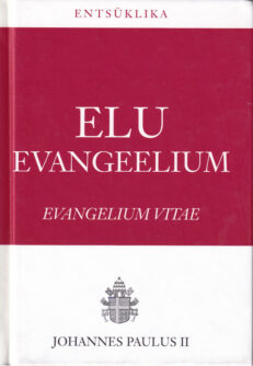 Elu-evangeelium-evangelium-vitae