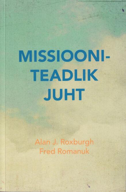 Missiooniteadlik-juht