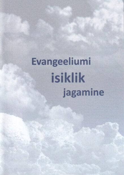 Evangeeliumi-isiklik-jagamine