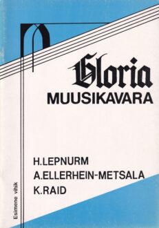 Gloria-muusikavara-1-vihik