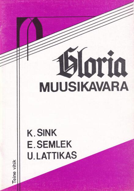 Gloria-muusikavara-2-vihik