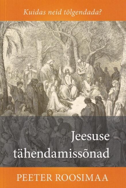 Jeesuse-tähendamissõnad
