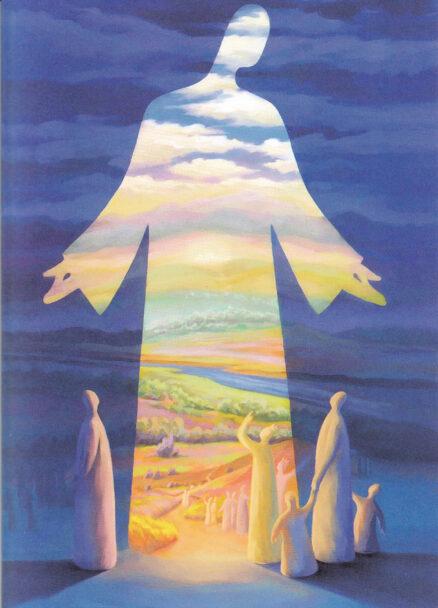 Postkaart-Jeesus-on-tee-Ain-Vares