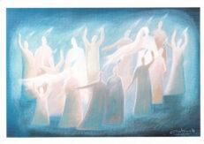 Postkaart-Nelipühapäev-Ain-Vares
