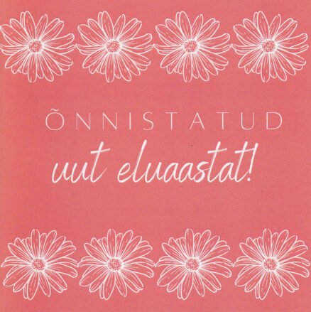 Postkaart-Õnnistatud-uut-eluaastat-roosa
